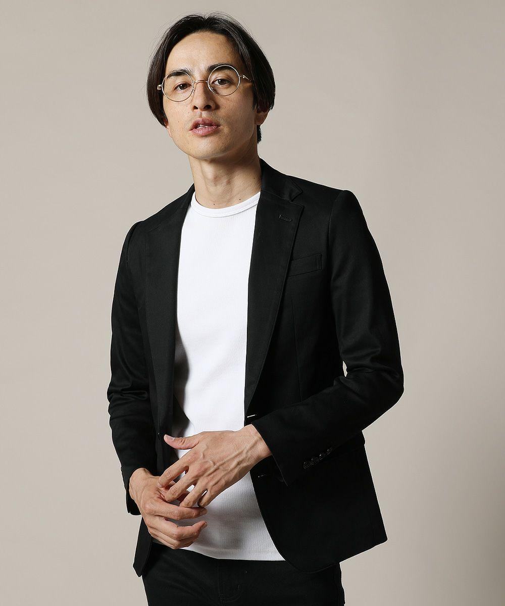 SPU日本製ピケストレッチテーラードジャケット【セットアップ対応】